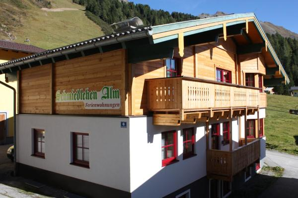 Fotografie hotelů: Schmiedlehenalm, Obertauern