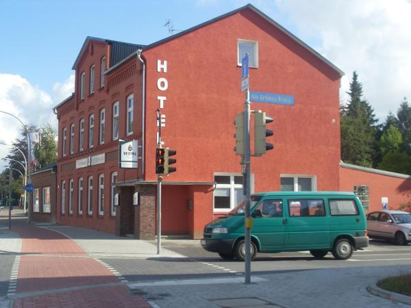 Hotelbilleder: Hotel Grüner Kranz, Rendsburg
