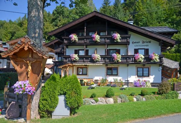 Zdjęcia hotelu: Gästehaus Friedl, Kirchberg in Tirol