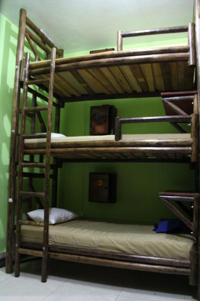Hades 12-Bed Mixed Dormitory Room
