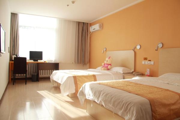 Hotel Pictures: Huyue Hotel Fuxinyingbin Store, Fuxin