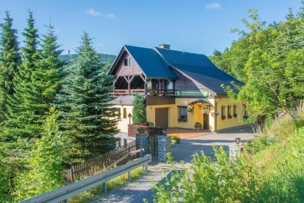 Hotelbilleder: Pension Am Zechengrund, Kurort Oberwiesenthal