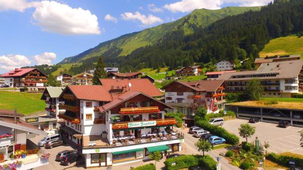 Hotellbilder: Hotel Jagdhof, Riezlern
