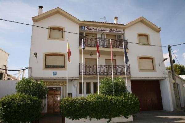 Hotel Pictures: Hostal Santa Barbara, Socuéllamos