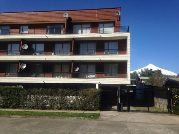 Hotel Pictures: Cumbres Apartment, Pucón