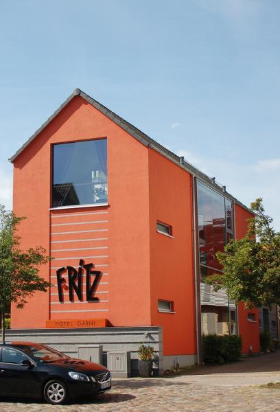 Hotel Pictures: Hotel F-RITZ, Schleswig