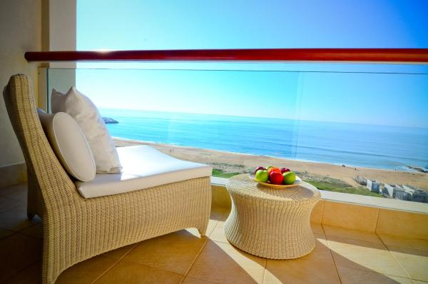 Junior Suite with Frontal Sea View