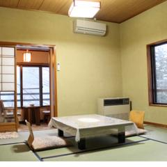 Japanese-Style Standard Room with Shared Bathroom and River View - Non-smoking