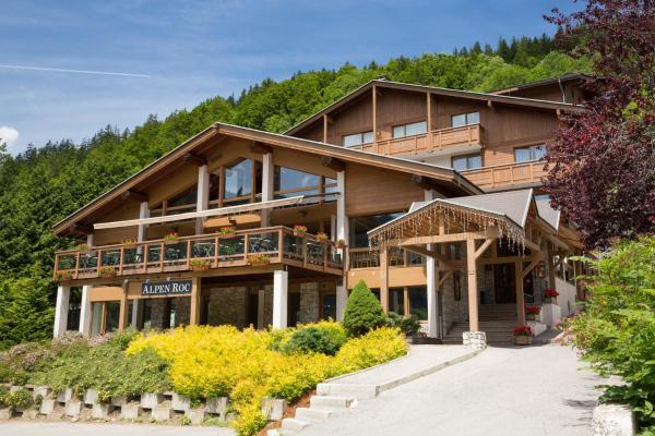 Hotel Pictures: Hotel Alpen Roc, La Clusaz