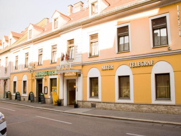 Φωτογραφίες: Hotel Alter Telegraf, Γκρατς