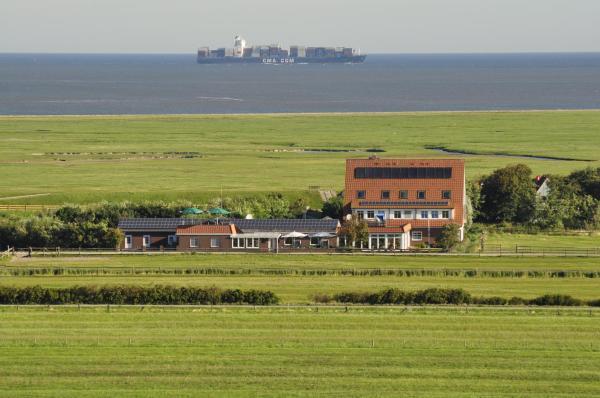 Hotelbilleder: Hotel Nige Hus, Insel Neuwerk