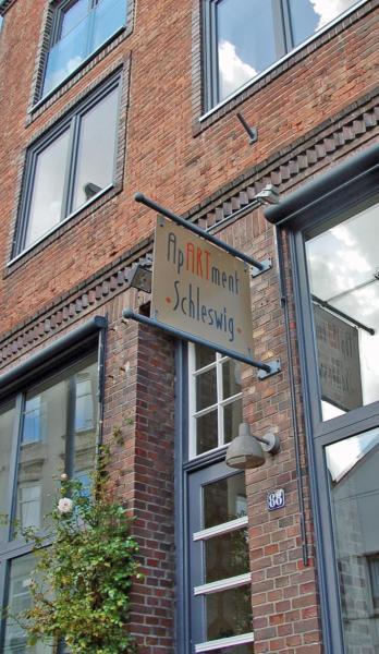 Hotelbilleder: Apartment Schleswig, Slesvig