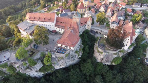 Hotelbilleder: Herberge Burg Hohnstein, Hohnstein