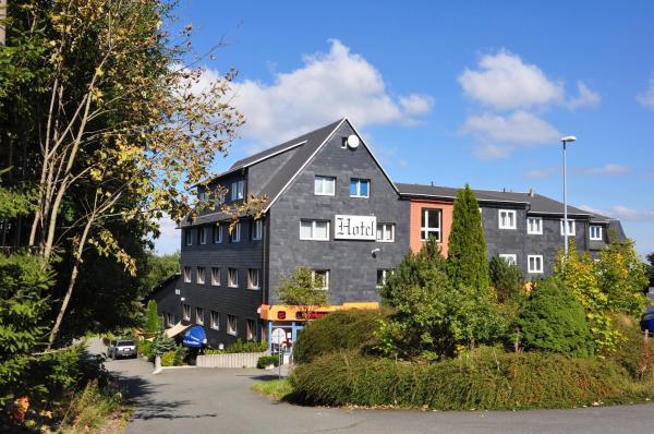 Hotelbilleder: Hotel An der Alten Porzelline, Neuhaus am Rennweg
