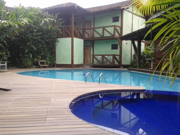 Hotel Pictures: Pousada Tiê Sahy, Barra do Sahy