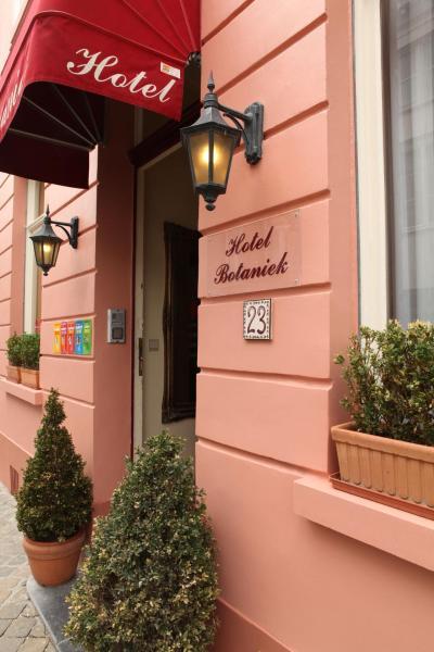 Zdjęcia hotelu: Hotel Botaniek, Brugia