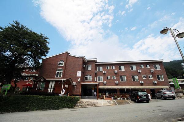 Zdjęcia hotelu: The Red House, Sokcho