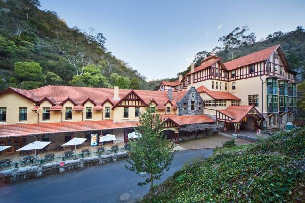 Φωτογραφίες: Jenolan Caves House, Jenolan Caves
