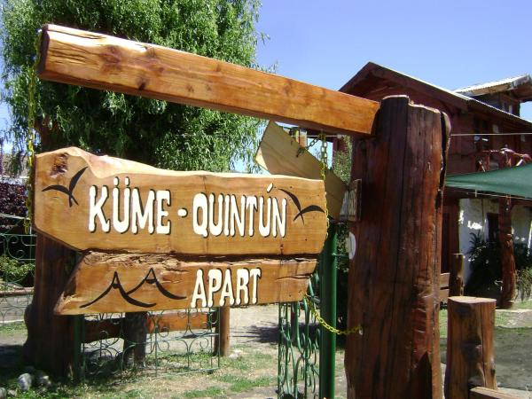 Foto Hotel: Kume Quintun, El Hoyo