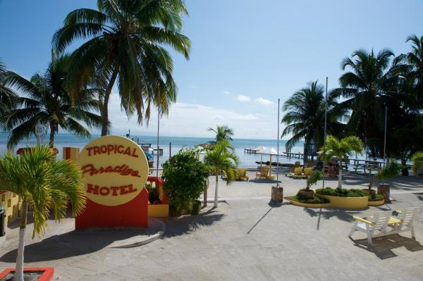 Hotel Pictures: Tropical Paradise, Caye Caulker