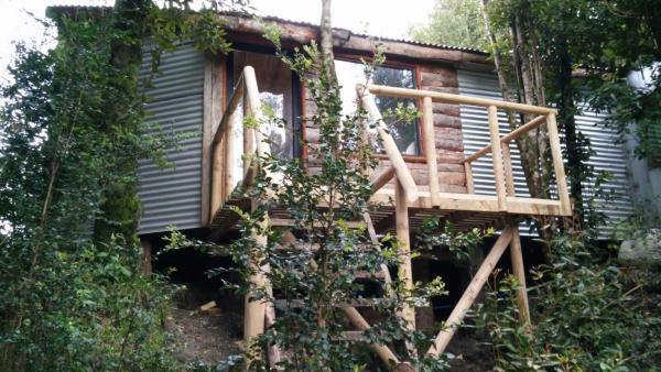 Фотографии отеля: Cabaña Lelbun-Chiloé, Vilupulli