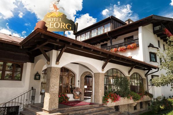 Zdjęcia hotelu: Johannesbad Hotel St. Georg, Bad Hofgastein