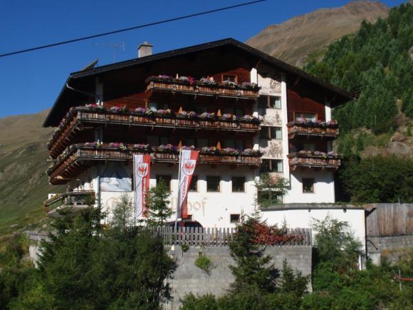 Fotos do Hotel: Geierwallihof, Vent