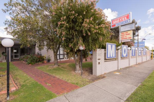 Hotellikuvia: Chadstone Executive Motel, Oakleigh