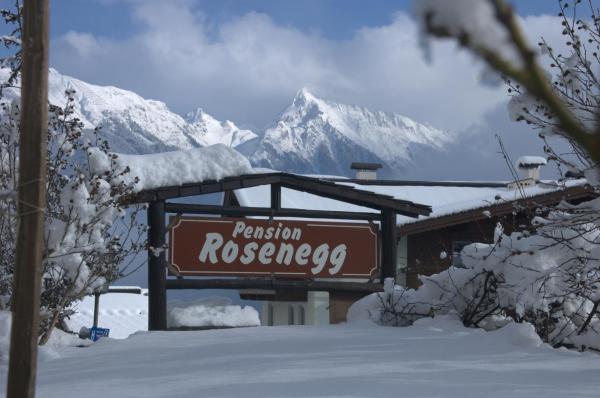 Hotelbilder: Pension Rosenegg, Finkenberg