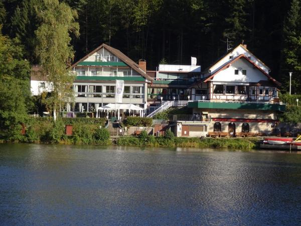 Hotel Pictures: Hotel Ebnisee anno 1879, Ebni
