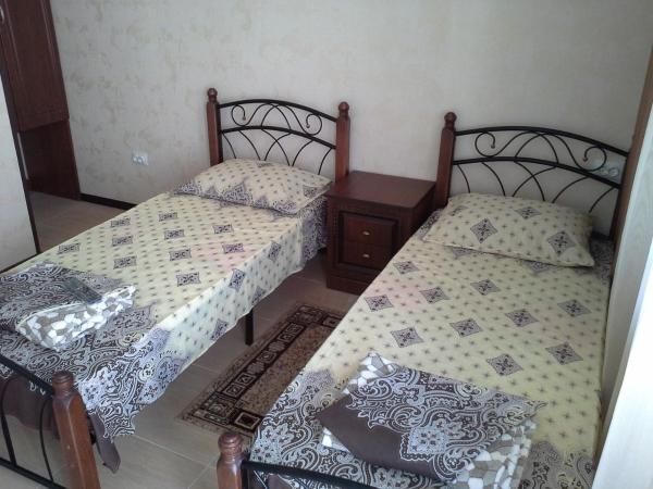 Triple Room (1 double bed and 1 single bed)