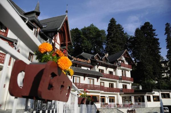 Hotel Pictures: Hotel Les Chalets, Brides-les-Bains