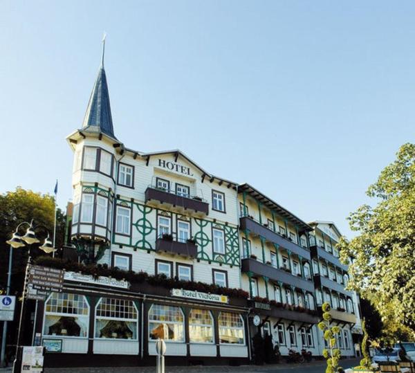 Hotel Pictures: Hotel Victoria, Bad Harzburg