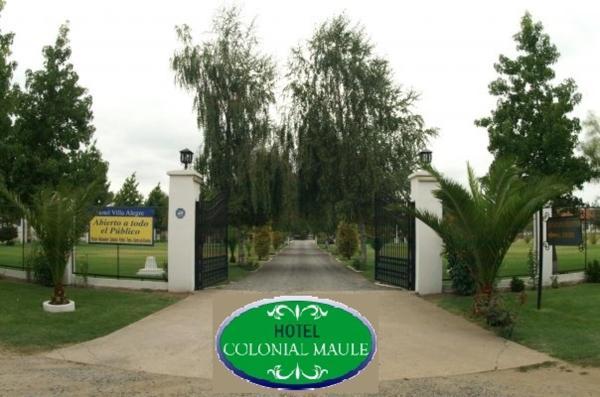 Hotel Pictures: Hotel Colonial Maule Villa Alegre, Villa Alegre