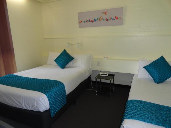 Corporate Twin Room