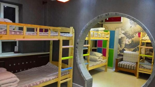 Mainland Chinese Citizens - Bed in 10-Bed Mixed Dormitory Room