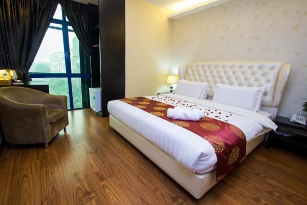Foto Hotel: Grand World Hotel, Johor Bahru