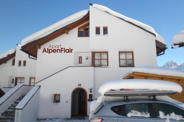Fotos do Hotel: Apart Alpenflair, Fiss