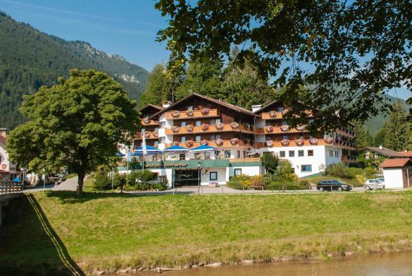 Hotelbilleder: Parkhotel Sonnenhof, Oberammergau
