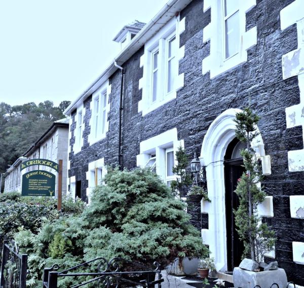 Hotel Pictures: Arbour Guest House, Oban