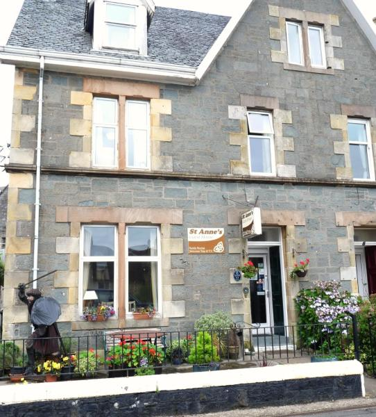 Hotel Pictures: St Annes Guest House, Oban