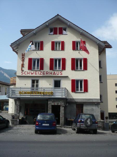 Hotel Pictures: Hotel Schweizerhaus, Chur