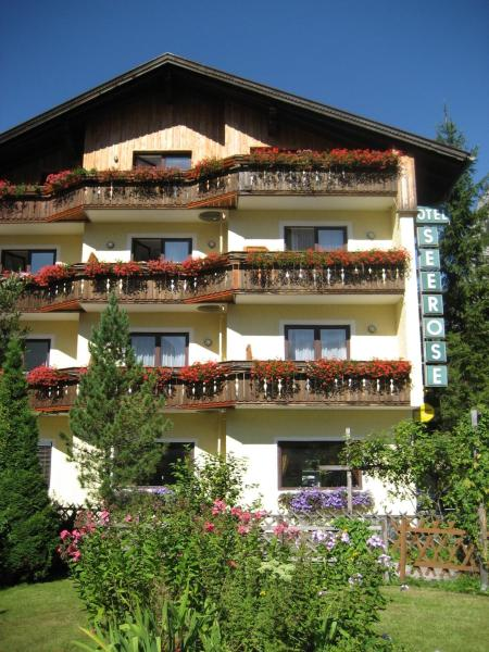 Hotel Pictures: Apartment House Seerose, Obertraun