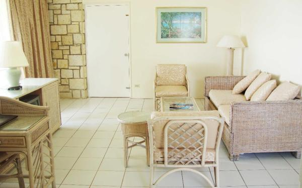 Beach Front Family Room