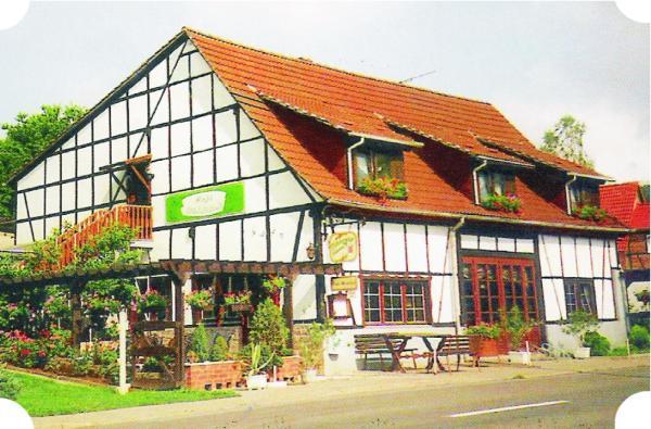 Hotelbilleder: Pension Waldblick, Grillenberg