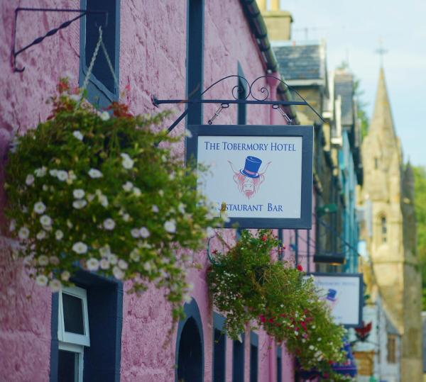 Hotel Pictures: The Tobermory Hotel, Tobermory