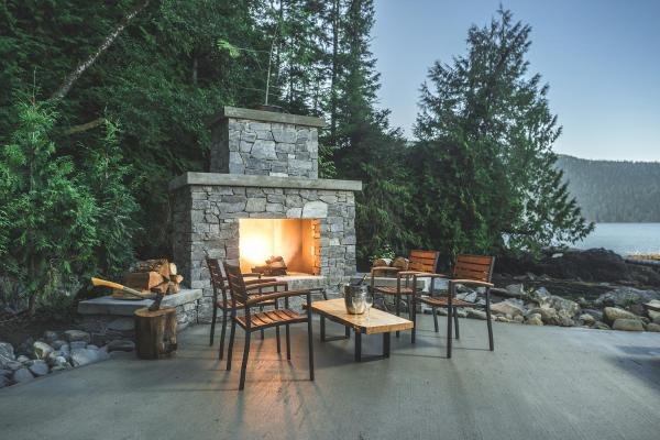 Two-Bedroom Cottage with Fire Pit - Beach Front