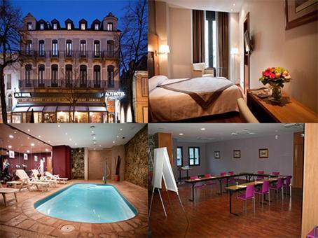Hotel Pictures: Alti Hôtel, Luchon
