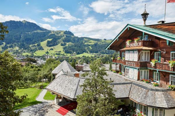 Hotelbilleder: Tennerhof Gourmet & Spa de Charme Hotel, Kitzbühel