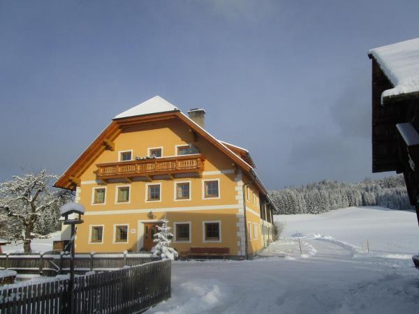 ホテル写真: Planitzerhof, Tamsweg